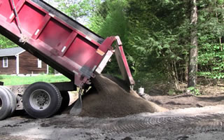 Dump Trucking Service Qualicum Beach