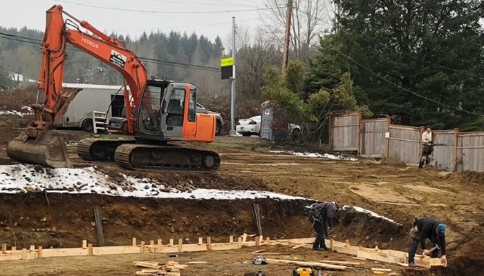 Excavating Company in Qualicum Beach