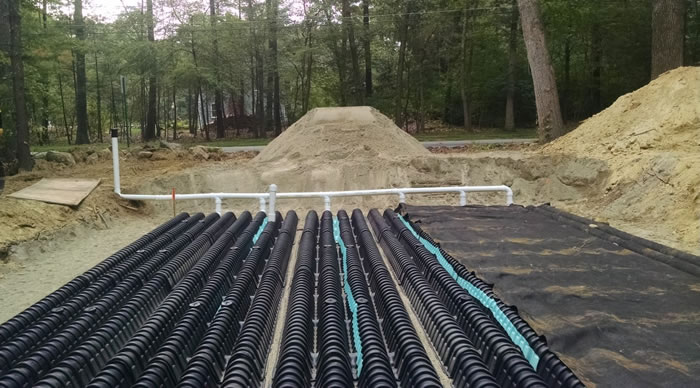 Septic System Installations Qualicum, Nanoose and Parksville.