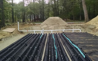 Septic System Installations
